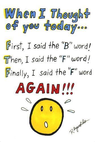 bff funny humorous birthday card  nobleworks