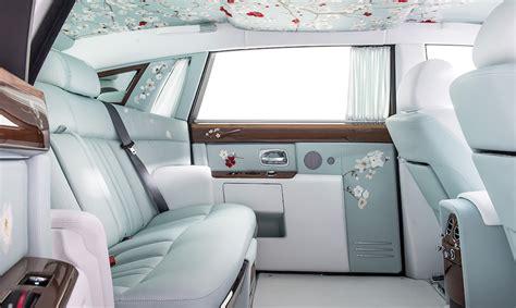 interieur rolls royce phantom rolls royce phantom serenity este japonaise aon classic car