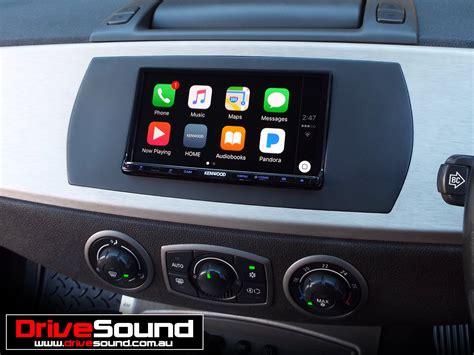 Bmw Z4 With Apple Carplay Installed By Drivesound.
