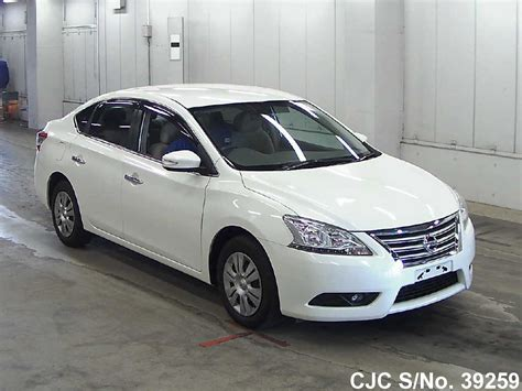 nissan bluebird 2013 nissan bluebird sylphy pearl for sale stock no