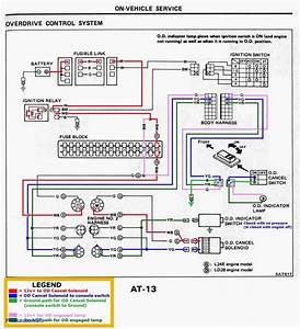 Boat Engine Electrical Diagram