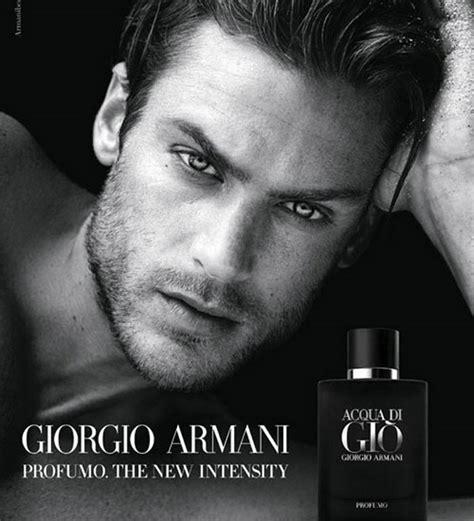 Jason Morgan for Giorgio Armani Acqua di Gio 2015