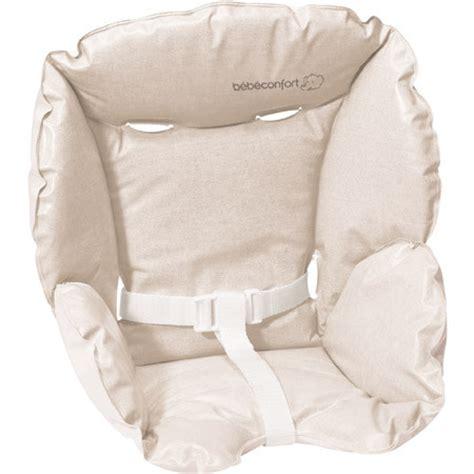 coussin chaise haute avec sangle coussin de chaise harnais bebe confort avis