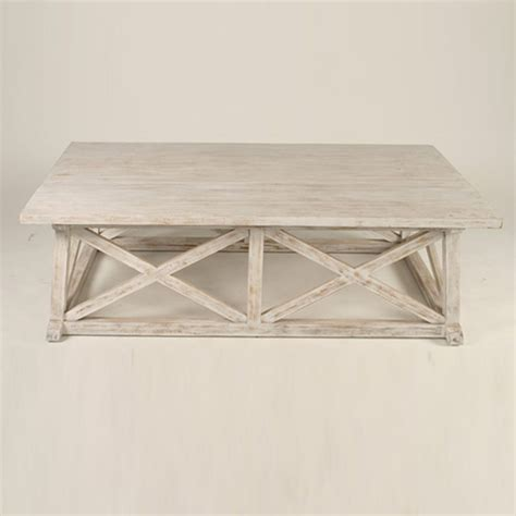whitewashed coffee and end tables a new collection of white washed furniture has arrived at