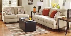 buy ashley furniture 1600038 1600035 set deshan birch With image of living room furniture