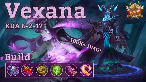 Vexana Mvp, Ranked Insanity! 100k+ Damage