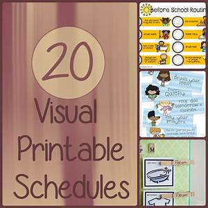 the 25 best visual schedule printable ideas on pinterest picture