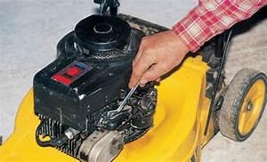 Comment Demarrer Un Tracteur Tondeuse Sans Batterie : comment r viser soi m me le carburateur cuve d 39 une tendeuse ~ Gottalentnigeria.com Avis de Voitures