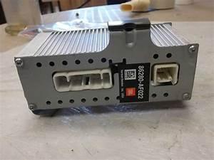 Amplifier Jbl 86280 Af022 Toyota Sequoia 01 02 03 04 2004 2003 2002 2001