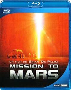 Mission to Mars Blu-ray (France)
