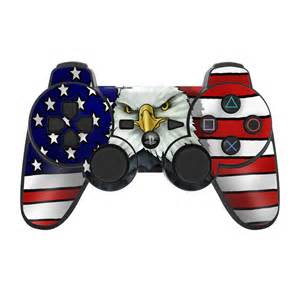 ps3 controller designs american eagle ps3 controller skin istyles
