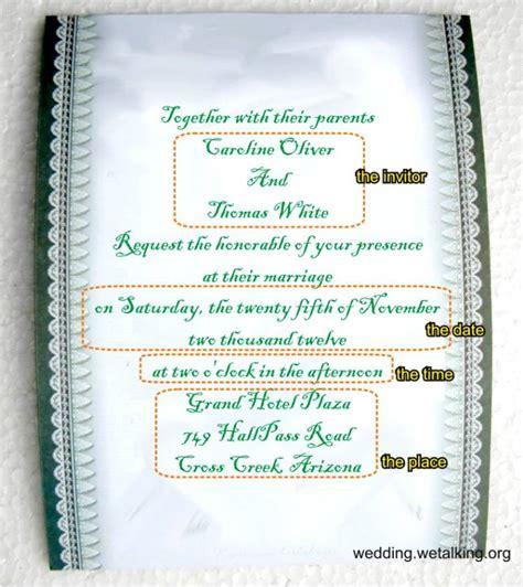 funny wedding invitation wording  bride  groom
