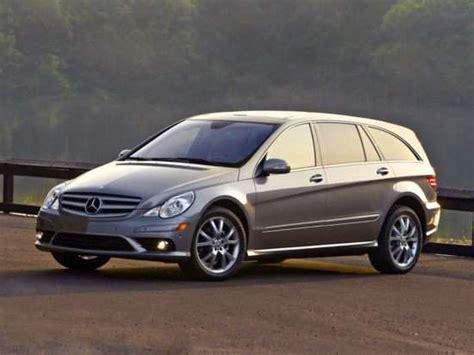 mercedes benz minivan  class autobytelcom