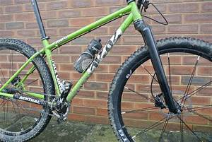 U00bb Review  Exotic Carbon Fork