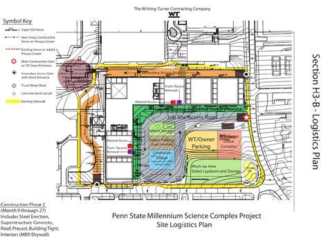 construction site plan construction site logistic plan for a construction site