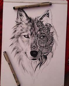 Tatouage Loup Geometrique : dessin tatouage loup tattoo project ~ Melissatoandfro.com Idées de Décoration