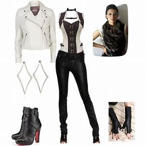 Badass outfits polyvore - Google Search | RWBY OC outfit ideas and such | Pinterest | Badass ...