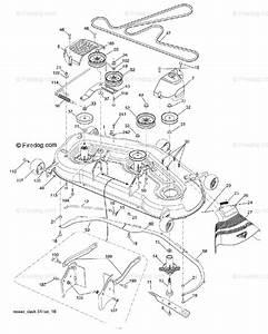 30 Husqvarna Lawn Mower Parts Diagram