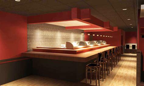 japanese cuisine bar i sushi aho architects llc