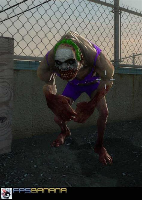 jockey inspired joker revised left  dead  skins