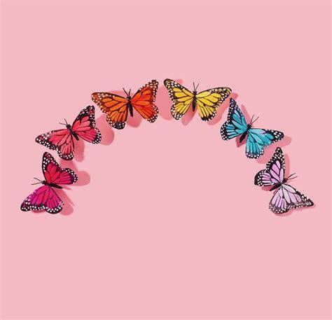 wallpaper butterfly aesthetic