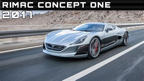 rimac concept  review rendered price specs release