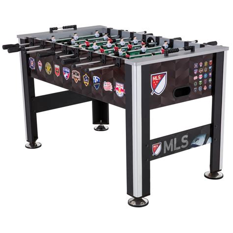 classic sport brand foosball table escalade sports 55 quot mls breakaway