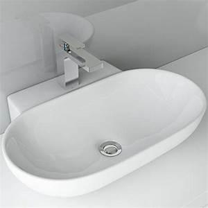 Aufsatzwaschbecken Gäste Wc Klein : design keramik aufsatzwaschbecken waschtisch wandmontage f r badezimmer g ste wc a86 ~ Indierocktalk.com Haus und Dekorationen