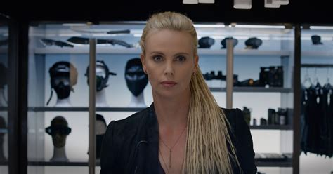 charlize theron  fate   furious atomic blonde