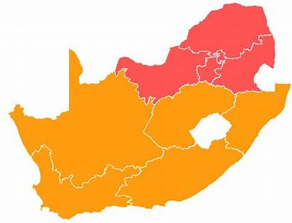 Map Svg South African Football Association Streams