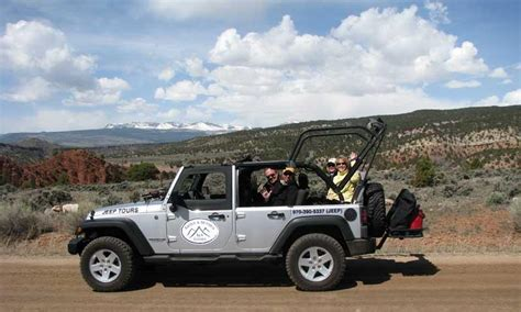 Vail Colorado Atv Rentals, Jeep Tours & Trails Alltrips