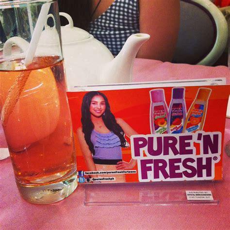 julia barretto latest news julia barretto is pure n fresh s latest endorser