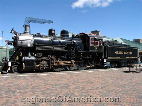 Grand Canyon Railroad Williams AZ