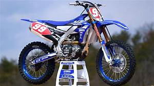 First Look At The 2018 Yamaha Yz450fm