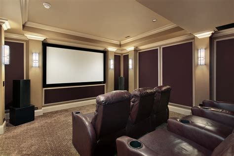 37 Mind-blowing Home Theater Design Ideas (pictures