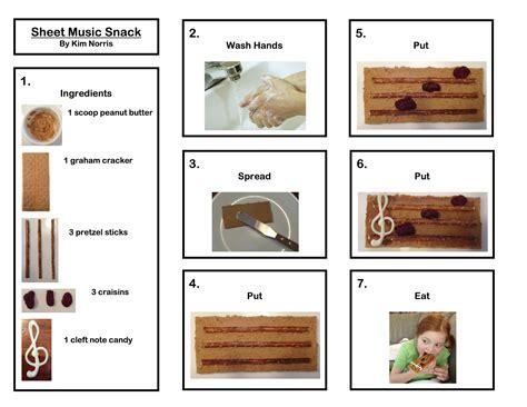 sheet snack for theme unit preschoolers 805   a66d223c4bf3e6a922937572e503f3c9