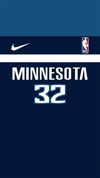 Basketball Nba Teams Jersey Wallpapers Wolves Towns