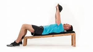 Bench Exercises For Arms