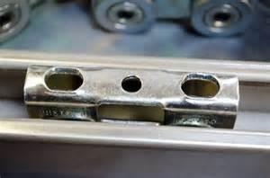 For 4 Wheel Unistrut Channel Trolley