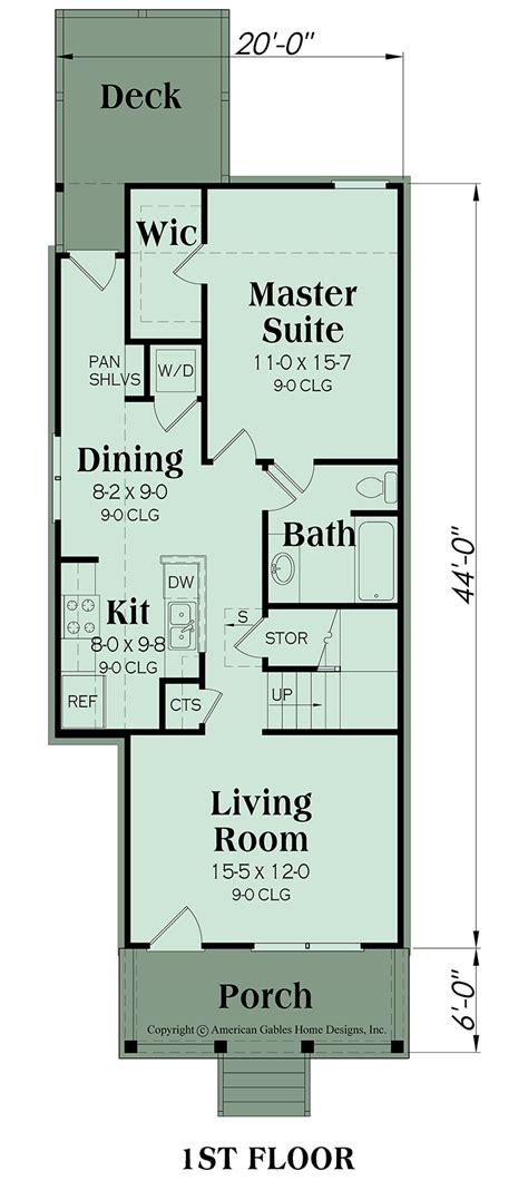 Bungalow Plan: 1400 square feet 3 bedrooms 2 bathrooms