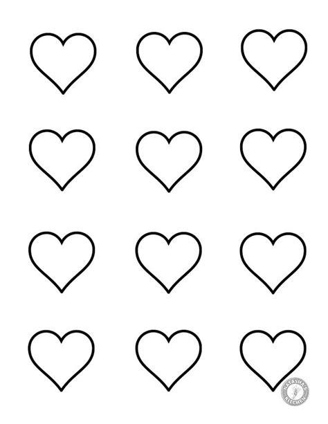displaying heart macaron template compliments