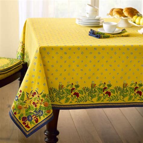 Provence Tablecloth  Williams Sonoma