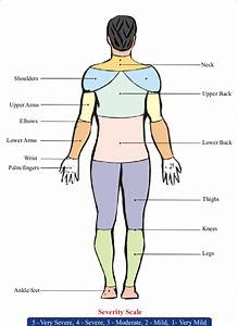 Body Map Technique For Determining Musculoskeletal
