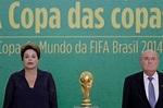 《2014世界盃》醜聞叢生 紐時:棄FIFA、救足球!-巴西|卡達|抗議|國際足球總會 FIFA|布拉特 Sepp Blatter ...
