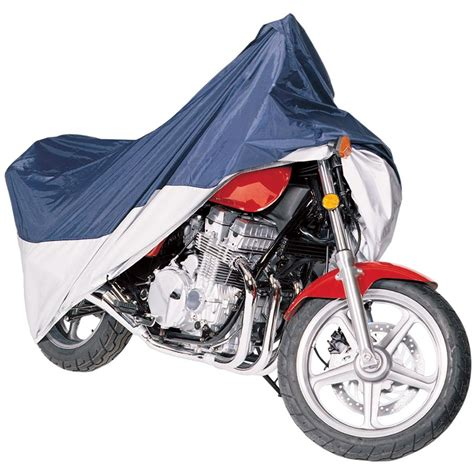 Classic Accessories Motogear Motorcycle Cover  Xl, Blue