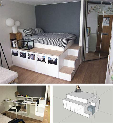 Bett Selber Bauen12 Einmalige Diy Bett Und Bettrahmen Ideen