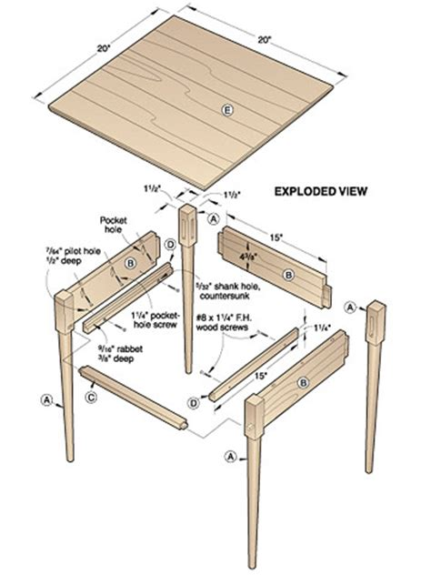 woodworking p access wooden nightstand plans