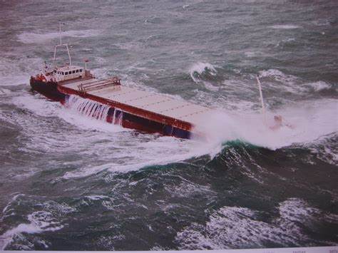 stormy waters flying rogue sea wave waves giant state boat ocean transportation focus ship uploaded weather