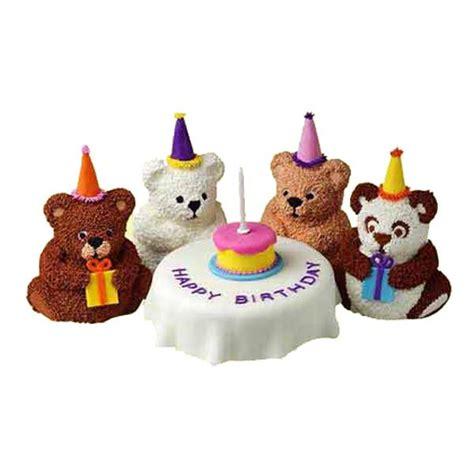 set of 3 novelty christmas cake tins wilton mini stand up novelty cake pan tin
