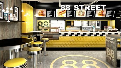Small Restaurant Kitchen Layout Ideas - fast food restaurant kitchen design youtube